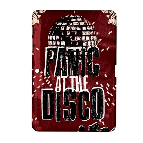 Panic At The Disco Poster Samsung Galaxy Tab 2 (10.1 ) P5100 Hardshell Case