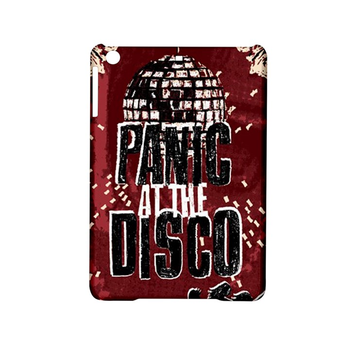 Panic At The Disco Poster iPad Mini 2 Hardshell Cases