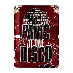 Panic At The Disco Poster Samsung Galaxy Note 10 1 (p600) Hardshell Case