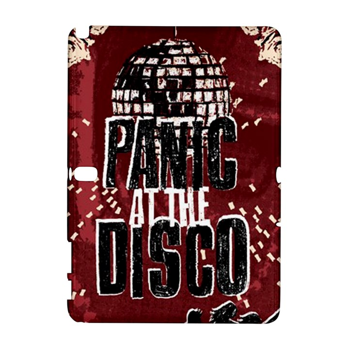 Panic At The Disco Poster Samsung Galaxy Note 10.1 (P600) Hardshell Case