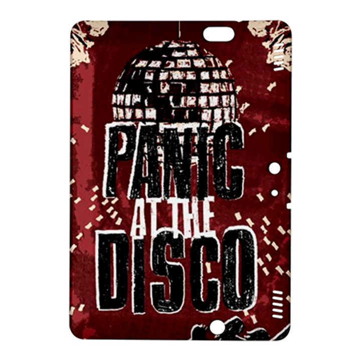 Panic At The Disco Poster Kindle Fire HDX 8.9  Hardshell Case