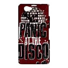 Panic At The Disco Poster Sony Xperia Z1 Compact
