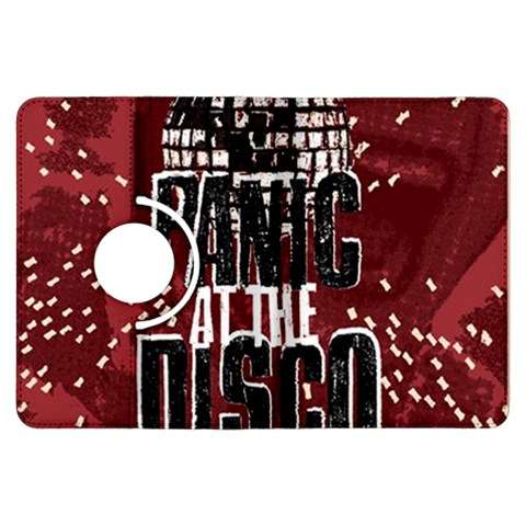 Panic At The Disco Poster Kindle Fire HDX Flip 360 Case