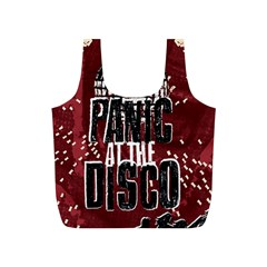 Panic At The Disco Poster Full Print Recycle Bags (S)