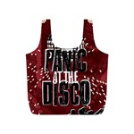 Panic At The Disco Poster Full Print Recycle Bags (S)  Back