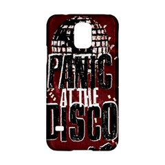 Panic At The Disco Poster Samsung Galaxy S5 Hardshell Case
