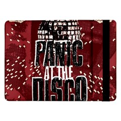 Panic At The Disco Poster Samsung Galaxy Tab Pro 12 2  Flip Case