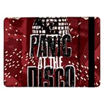 Panic At The Disco Poster Samsung Galaxy Tab Pro 12.2  Flip Case Front