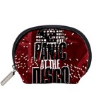 Panic At The Disco Poster Accessory Pouches (Small)  Front