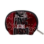 Panic At The Disco Poster Accessory Pouches (Small)  Back