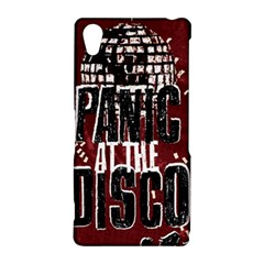 Panic At The Disco Poster Sony Xperia Z2