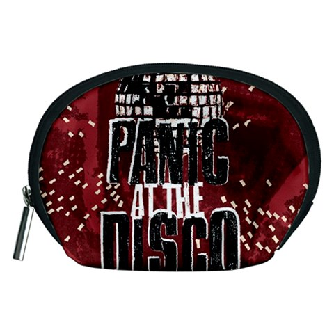Panic At The Disco Poster Accessory Pouches (Medium)