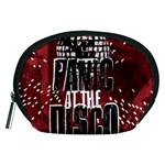 Panic At The Disco Poster Accessory Pouches (Medium)  Front