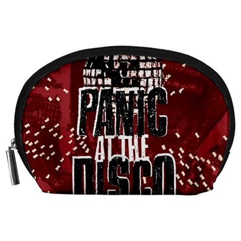 Panic At The Disco Poster Accessory Pouches (Large)