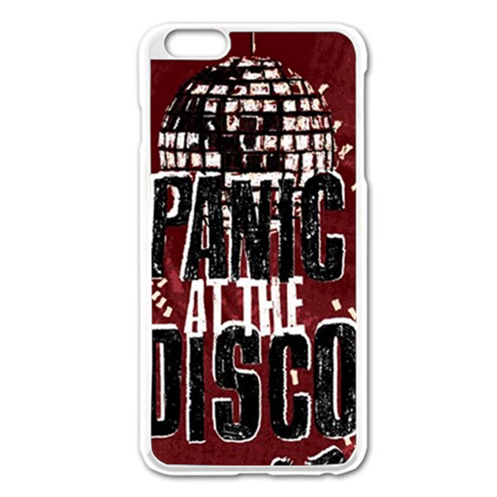 Panic At The Disco Poster Apple iPhone 6 Plus/6S Plus Enamel White Case