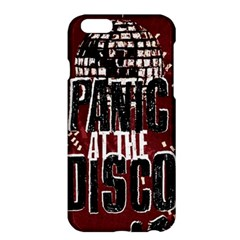 Panic At The Disco Poster Apple iPhone 6 Plus/6S Plus Hardshell Case