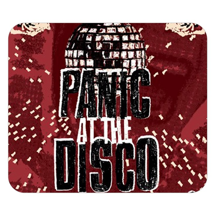 Panic At The Disco Poster Double Sided Flano Blanket (Small)
