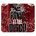 Panic At The Disco Poster Double Sided Flano Blanket (Small)  50 x40 Blanket Back
