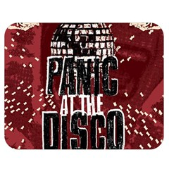 Panic At The Disco Poster Double Sided Flano Blanket (medium)