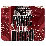 Panic At The Disco Poster Double Sided Flano Blanket (Medium)  60 x50 Blanket Back