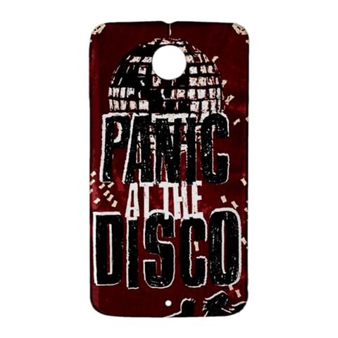 Panic At The Disco Poster Nexus 6 Case (White)