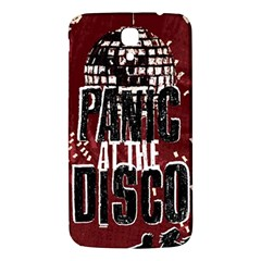 Panic At The Disco Poster Samsung Galaxy Mega I9200 Hardshell Back Case