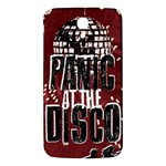 Panic At The Disco Poster Samsung Galaxy Mega I9200 Hardshell Back Case Front