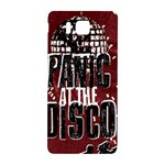 Panic At The Disco Poster Samsung Galaxy Alpha Hardshell Back Case Front