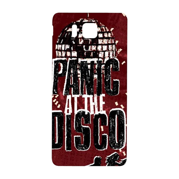 Panic At The Disco Poster Samsung Galaxy Alpha Hardshell Back Case