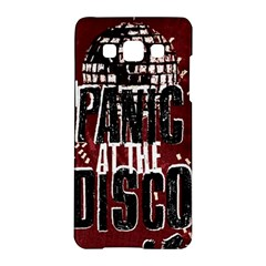 Panic At The Disco Poster Samsung Galaxy A5 Hardshell Case