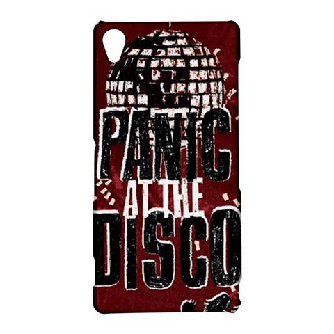 Panic At The Disco Poster Sony Xperia Z3