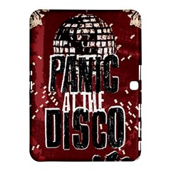 Panic At The Disco Poster Samsung Galaxy Tab 4 (10 1 ) Hardshell Case