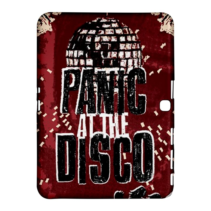 Panic At The Disco Poster Samsung Galaxy Tab 4 (10.1 ) Hardshell Case