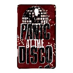 Panic At The Disco Poster Samsung Galaxy Tab S (8 4 ) Hardshell Case