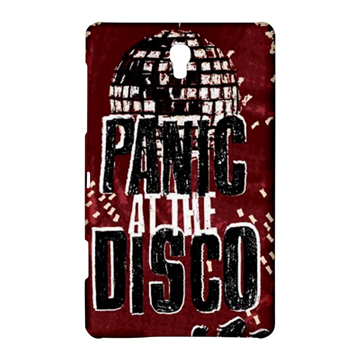Panic At The Disco Poster Samsung Galaxy Tab S (8.4 ) Hardshell Case