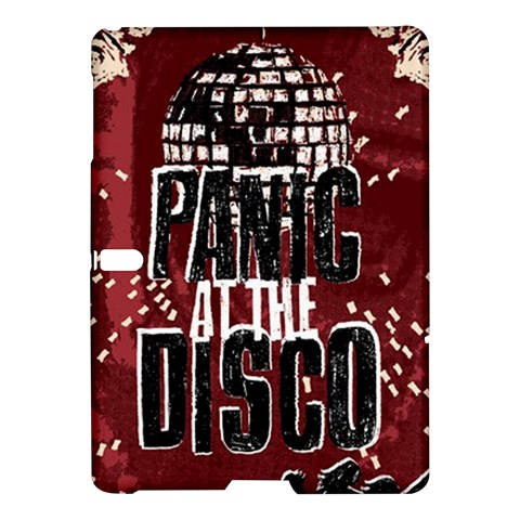 Panic At The Disco Poster Samsung Galaxy Tab S (10.5 ) Hardshell Case