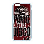 Panic At The Disco Poster Apple Seamless iPhone 6/6S Case (Color) Front