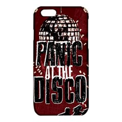 Panic At The Disco Poster iPhone 6/6S TPU Case