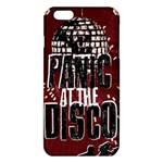 Panic At The Disco Poster iPhone 6 Plus/6S Plus TPU Case Front