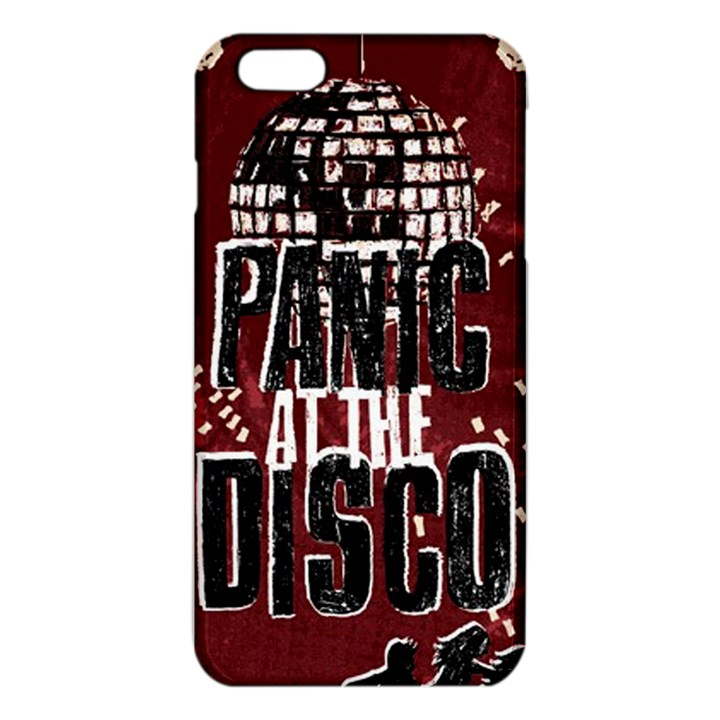 Panic At The Disco Poster iPhone 6 Plus/6S Plus TPU Case