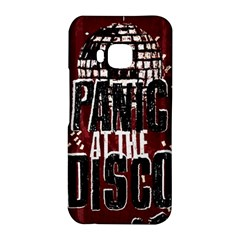 Panic At The Disco Poster HTC One M9 Hardshell Case