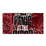 Panic At The Disco Poster Satin Wrap Front