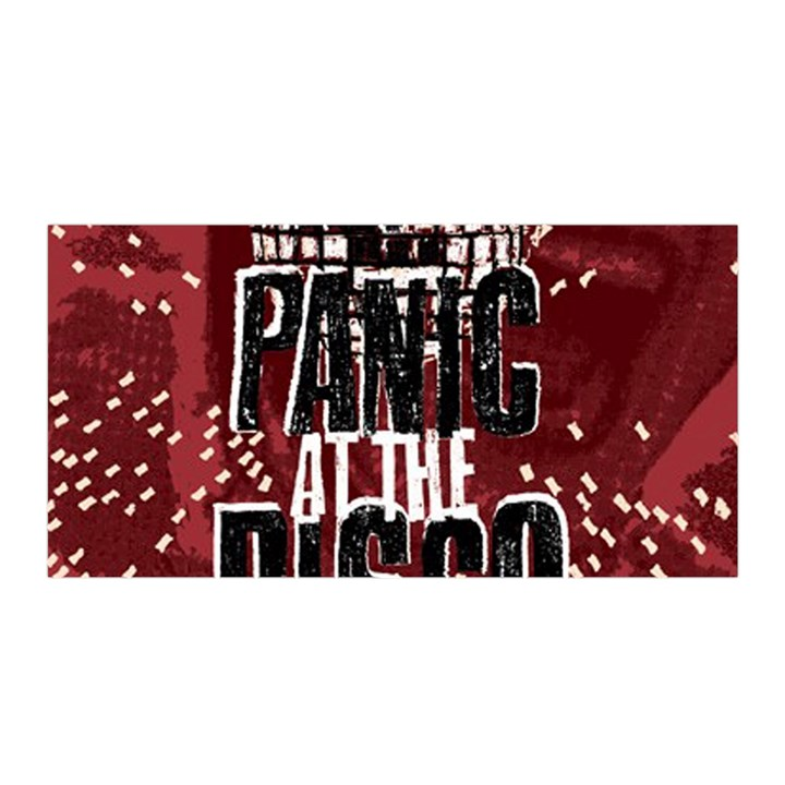 Panic At The Disco Poster Satin Wrap