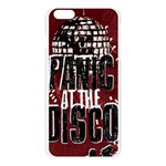 Panic At The Disco Poster Apple Seamless iPhone 6 Plus/6S Plus Case (Transparent) Front