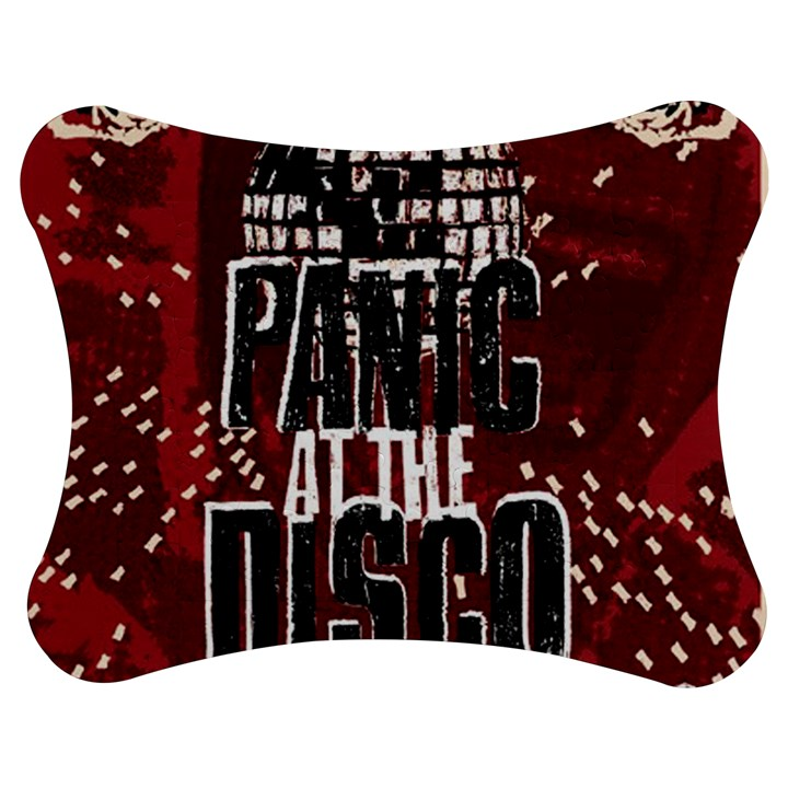 Panic At The Disco Poster Jigsaw Puzzle Photo Stand (Bow)
