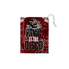 Panic At The Disco Poster Drawstring Pouches (XS)