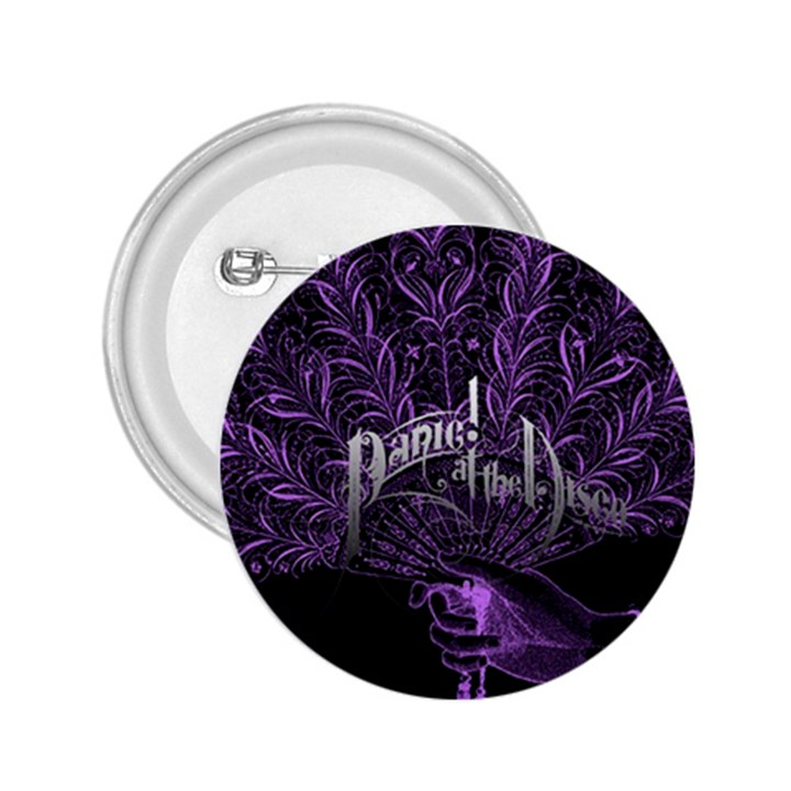 Panic At The Disco 2.25  Buttons
