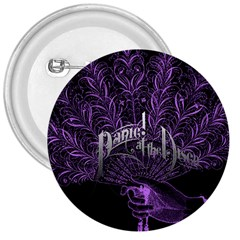 Panic At The Disco 3  Buttons