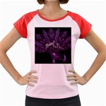 Panic At The Disco Women s Cap Sleeve T-Shirt Front