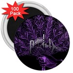 Panic At The Disco 3  Magnets (100 pack) Front